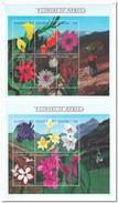 Lesotho 2000, Postfris MNH, Flowers - Lesotho (1966-...)