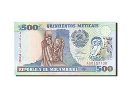 Mozambique, 500 Meticais, 1991-1993, KM:134, 1991-06-16, NEUF - Mozambique