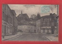 Clermont En Argonne ---  Entrée De La Place - Clermont En Argonne