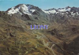 CPSM 10X15  LES MENUIRES (73) - La NOUVELLE ROUTE De VAL THORENS Au Pied Des GLACIERS De PECLET-POLSET N° S 627 -1974 - France