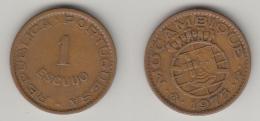 REPUBIQUE PORTUGUAISE - MOZAMBIQUE 1 ESCUDO 1973 - Portugal