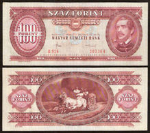 Billet  Hongrie 100 Forint - Hongrie