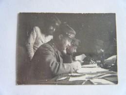 Photo Guerre 14 18 //  Annotations Au Verso/poilu/1914 1918/ww1 - Guerre, Militaire