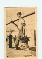 Au Pays Basque, Pêcheur, Par R. Baudichon. TBE. 2 Scans. Edition Dorange - Unclassified