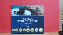 Zypern 2008 Euro-Kursmünzensatz - Zypern
