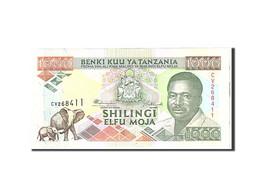 Tanzania, 1000 Shilingi, 1993, Undated, KM:27A, NEUF - Tanzanie