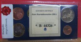 Irland 2002 Euro-Kursmünzensatz Limited Edit - Irland