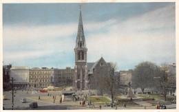 ¤¤   -   NOUVELLE-ZELANDE   -  CHRISTCHURCH   -  Cathédral Square En 1959  -   ¤¤ - Nuova Zelanda