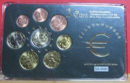 Italien 2002 Euro-Kursmünzensatz - Italien