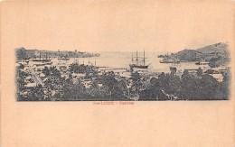 ¤¤   -   ANTILLES   -   SAINTE-LUCIE    -  Castries   -  Voiliers Dans Le Port   -   ¤¤ - Sainte-Lucie