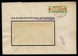 A4295) DDR ZKD Brief Von Bitterfeld 2.3.60 Mit Mi.31a I C - DDR