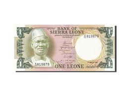 Sierra Leone, 1 Leone, 1974-1980, KM:5e, 1984-08-04, SPL - Sierra Leone