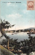 ¤¤  -  BERMUDES   -  BERMUDA  -  A View Of East Brodway   -  ¤¤ - Bermudes