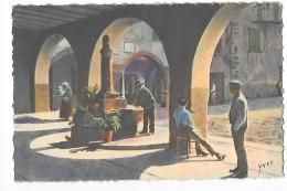 SOSPEL  (cpa 06)Arcades Et Vieille Fontaine -   -L 1 - Sospel