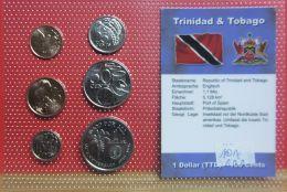 Trinidad & Tobaco Münzsatz - Trinidad & Tobago