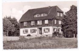 5910 KREUZTAL - LITTFELD, Jugendherberge - Kreuztal