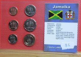 Jamaika Münzsatz - Jamaica