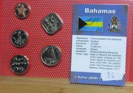 Bahamas Münzsatz - Bahamas