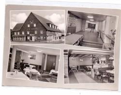"""5910 KREUZTAL - KROMBACH, Hotel Restaurant Cafe """"Zum Anker"""" - Kreuztal"""