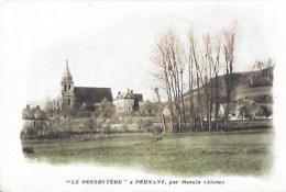"PERNANT Par MERCIN (Dep  02 Aisne)   ""  Le Presbytère   "" - Other Municipalities"