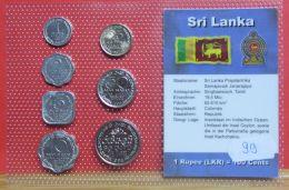 Sri Lanka Münzsatz - Sri Lanka