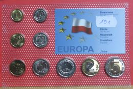 Polen Münzsatz - Polen