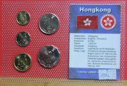 Hongkong Münzsatz - Hongkong