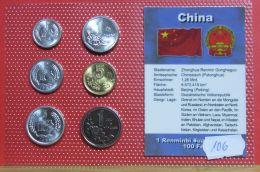 China Münzsatz - China