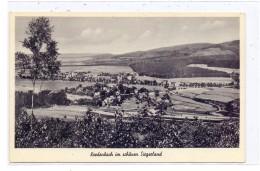 5910 KREUZTAL - KREDENBACH, Ortsansicht - Kreuztal