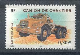 3615** Camion De Chantier - Ungebraucht