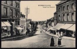 BONSECOURS - ** Grand´Rue Descente - ANIMATION - GRAND MAGASIN ** !! - Péruwelz