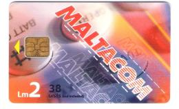 Malta - Malte - Maltacom - LM 2 - Malta