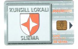 Malta - Malte - Sliema - Kunsill Lokali - Malta