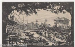 Coronation Exhibition 1911, Native Scene Burmah Postcard, B490 - Expositions