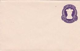 Indes - Entiers Postaux - Briefe
