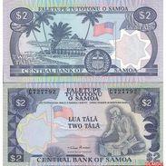 Billet Banque Samoa - 2 Tala - Samoa