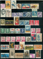 Stati Uniti 1967-1968 Lot 48 Different Used - United States