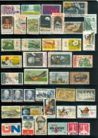Stati Uniti 1968-1971 Lot 41 Different Used - United States
