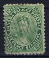 Canada: 1859  SG Nr 40 Used - Oblitérés