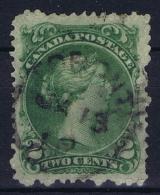 Canada: 1868  SG Nr 48  Used - Oblitérés
