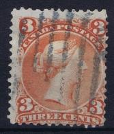 Canada: 1868  SG Nr 49 Used - Oblitérés