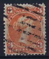 Canada: 1868  SG Nr 49 Used - Used Stamps