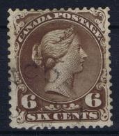 Canada: 1868  SG Nr 59 Used - Oblitérés