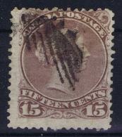 Canada: 1868  SG Nr 61 A Used - Oblitérés