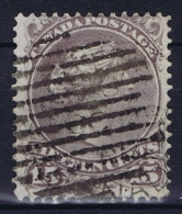 Canada: 1868  SG Nr 61 C Used - Oblitérés