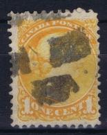 Canada: 1870  SG Nr 90 Used - Oblitérés