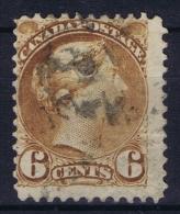 Canada: 1873  SG Nr 98 Used - Oblitérés