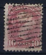 Canada: 1888  SG Nr 89  Used Lilac Pink - Oblitérés