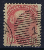 Canada: 1890  SG Nr 109   Used  Salmon Pink - Oblitérés