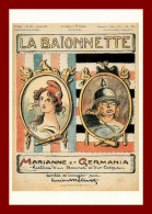 Cpm Thème Musée/exposition - La Baionnette - Marianne Et Germania à Paris   ( Scan Recto Et Verso ) - Museum